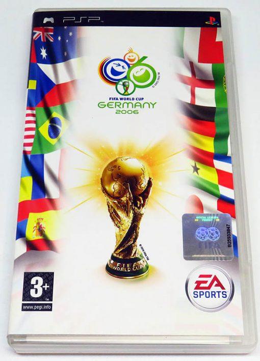FIFA World Cup 2006 PSP