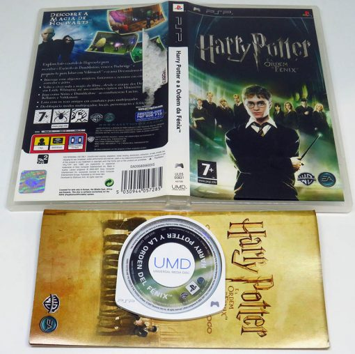 Harry Potter e a Ordem da Fénix PSP