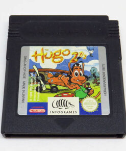Hugo 2 1/2 GAME BOY
