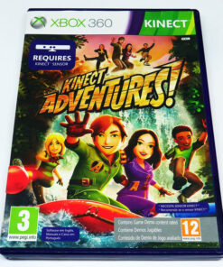 Kinect Adventures X360