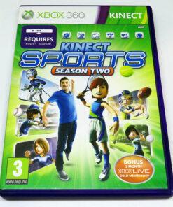 Kinect Sports: Season Two X360