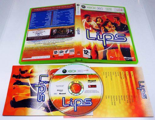 Lips X360