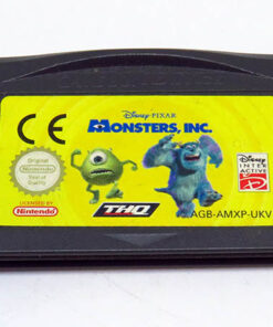 Monsters, Inc CART GAME BOY ADVANCE