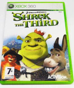 Shrek The Third X360
