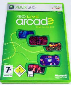 Xbox Live Arcade Compilation Disc X360
