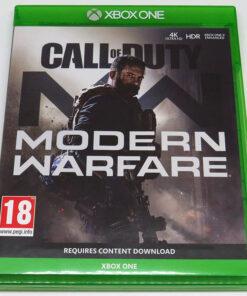 Call of Duty: Modern Warfare (2019) XONE