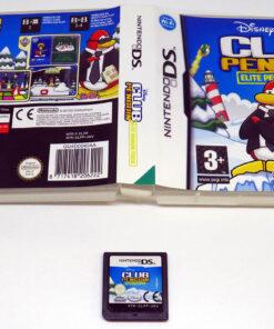 Club Penguin: Elite Penguin Force NDS