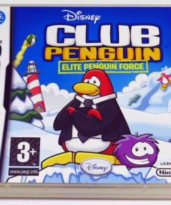 Club Penguin: Elite Penguin Force NDS
