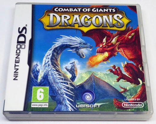 Combat of Giants: Dragons NDS