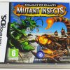 Combat of Giants: Mutant Insects NDS
