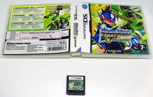 Megaman Star Force Dragon NDS