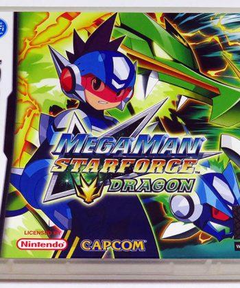 Megaman Star Force Dragon NDS