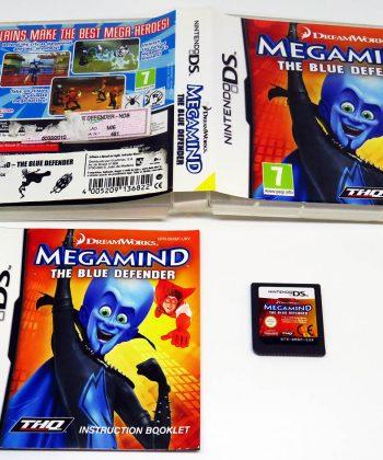 Megamind: The Blue Defender NDS