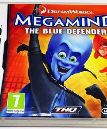 Megamind: The Blue Defender NDS