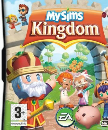 MySims Kingdom NDS