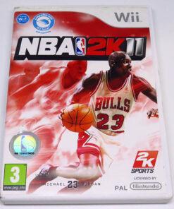 NBA 2K11 WII
