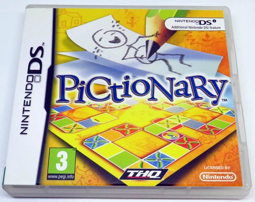 Pictionary NDS
