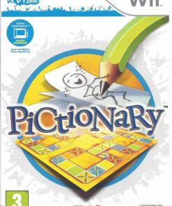 Pictionary - uDraw WII