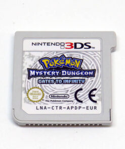 Pokémon Mystery Dungeon: Gates to Infinity CART 3DS