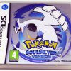 Pokémon SoulSilver + Poké Walker NDS