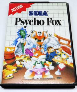 Psycho Fox MASTER SYSTEM