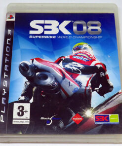 SBK 08 PS3