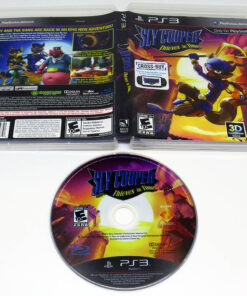 Sly Cooper: Thieves in Time US PS3