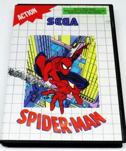 Spider-Man MASTER SYSTEM
