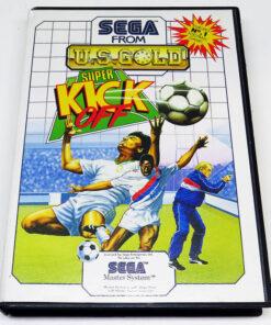 Super Kick-Off MASTER SYSTEM