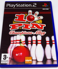 10 Pin: Champions Alley PS2