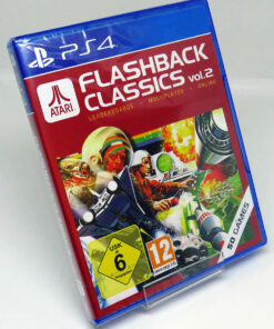 Atari Flashback Classics vol.2 PS4