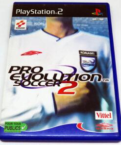 Pro Evolution Soccer 2 FR PS2