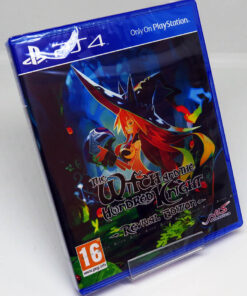 The Witch and the Hundred Knight - Revival Edition PS4