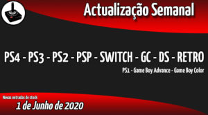 Jogos Usados PS4 - PS3 - PS2 - PSP - SWITCH - GC - DS - RETRO
