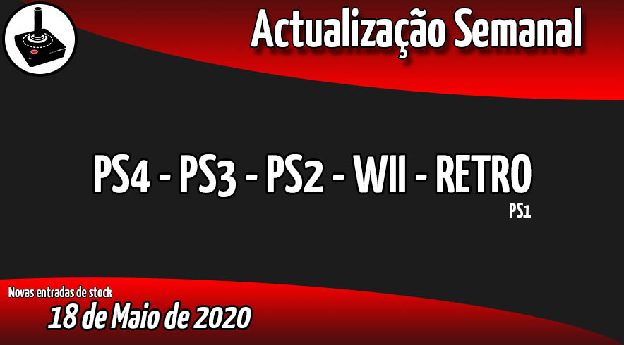 Jogos Usados PS4 - PS3 - PS2 - WII - RETRO