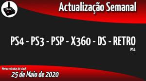 Jogos Usados PS4 - PS3 - PSP - X360 - DS - RETRO