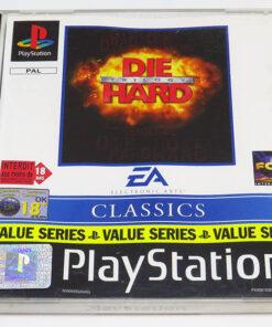 Die Hard Trilogy PS1