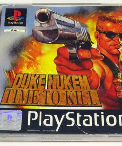 Duke Nukem: Time to Kill PS1