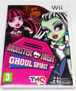 Monster High: Ghoul Spirit WII