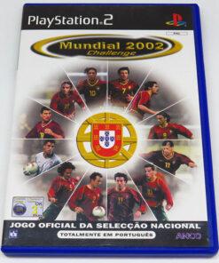 Mundial 2002 Challenge PS2