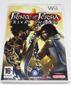 Prince of Persia: Rival Swords WII