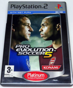 Pro Evolution Soccer 5 EN PS2