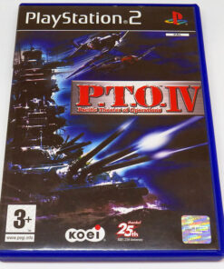P.T.O. IV: Pacific Theater of Operations PS2