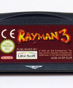 Rayman 3 GAME BOY ADVANCE
