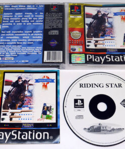 Riding Star PS1