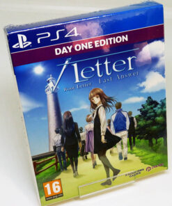Root Letter: Last Answer - Day One Edition PS4