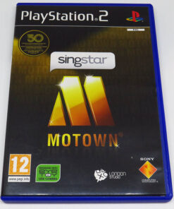 Singstar Motown PS2