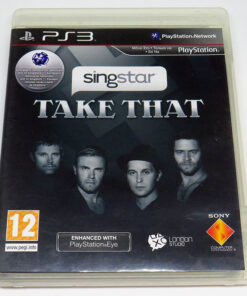 Singstar Take That PS3