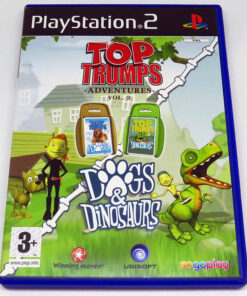 Top Trumps: Dogs & Dinosaurs PS2