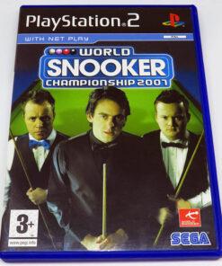 World Snooker Championship 2007 PS2